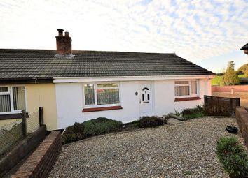Thumbnail 2 bed semi-detached bungalow for sale in Westgate, Lapford, Crediton, Devon