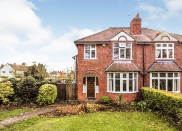 Thumbnail 3 bed semi-detached house for sale in Bramcote Drive, Beeston, Nottingham