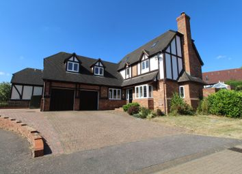 6 bed detached house for sale in Willets Rise, Milton Keynes MK5