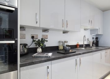 Thumbnail 1 bedroom flat for sale in Chobham Farm, Penny Brookes St, London