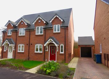 Thumbnail 4 bed property to rent in Redfern Rise, Haughton, Stafford