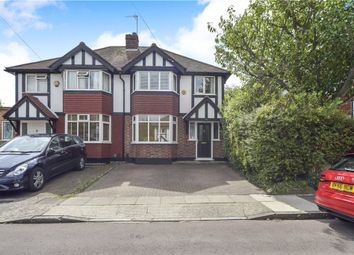 Thumbnail 3 bed semi-detached house for sale in River Way, Twickenham