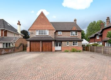Thumbnail 5 bedroom detached house to rent in Woodcote Grove Road, Coulsdon