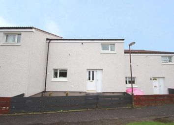 Thumbnail 3 bed terraced house for sale in Erskine Way, Livingston, West Lothian