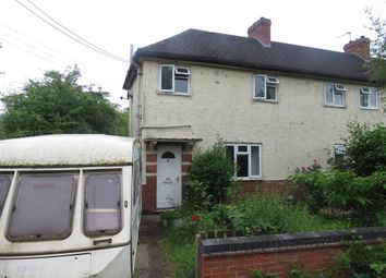 Thumbnail 2 bed property to rent in Heath Lane, Findern, Derby