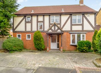 Thumbnail 5 bedroom detached house for sale in Cottars Close, Swindon, Swindon