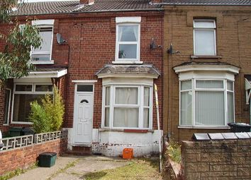 Thumbnail 2 bed terraced house to rent in Queens Road, Doncaster