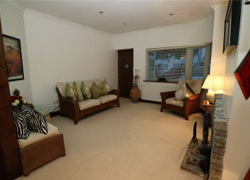 Thumbnail 2 bed semi-detached bungalow for sale in Wood Lane, London