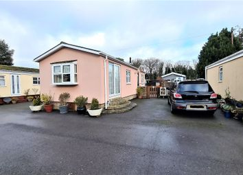 Thumbnail 1 bed mobile/park home for sale in Stokes Bay Mobile Home Park, Stokes Bay Road, Gosport