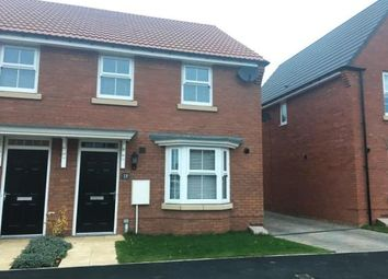 Thumbnail 3 bed semi-detached house for sale in Rushton Way, Washington, Tyne And Wear