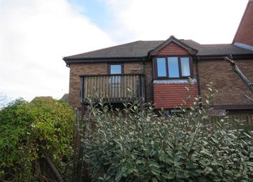 Thumbnail 2 bed flat for sale in Lander Close, Poole