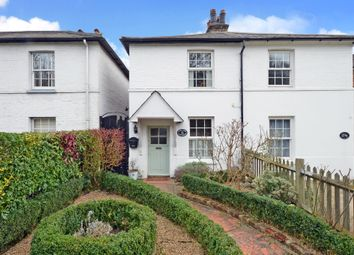 Thumbnail 2 bed semi-detached house for sale in Yew Cottages, Portsmouth Road, Thames Ditton