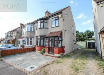 Thumbnail 4 bed semi-detached house for sale in Hillview Avenue, Hornchurch