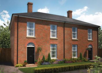 Thumbnail Semi-detached house for sale in Archers Court Road, Whitfield, Dover, Kent
