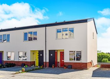 Thumbnail 3 bedroom end terrace house for sale in Trem Y Bae, Penarth