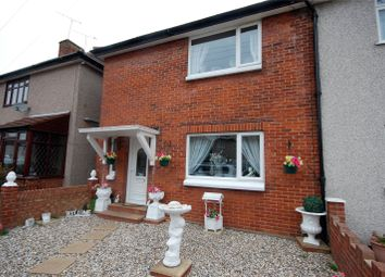 Thumbnail 3 bedroom semi-detached house for sale in Thorntons Farm Avenue, Rush Green, Essex