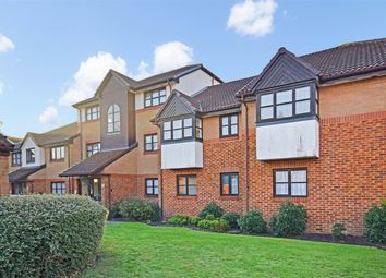 Thumbnail 1 bedroom flat for sale in Conifer Way, Wembley, Middlesex