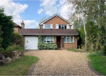 Thumbnail 3 bed detached house for sale in Macdonald Road, Lightwater