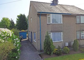 Thumbnail 3 bed semi-detached house for sale in Wattsfield Road, Kendal