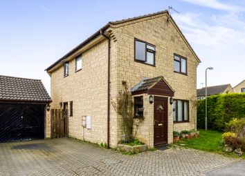 Thumbnail 4 bed detached house for sale in Thorney Leys, Witney