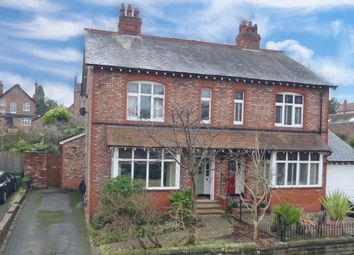 Thumbnail 4 bed semi-detached house for sale in Hawthorn Grove, Wilmslow