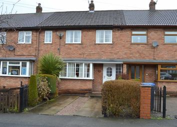 Thumbnail 3 bed town house for sale in Princess Avenue, Leek