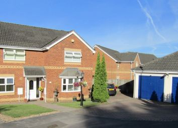 Thumbnail 4 bed detached house for sale in Highfield Close, Cwmbran