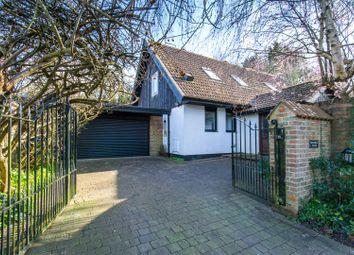 Thumbnail 3 bed detached house for sale in Mill Lane, Rodmell, Lewes