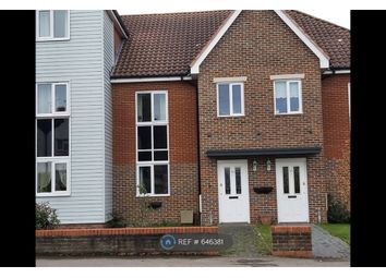 Thumbnail 3 bed terraced house to rent in Whitstable Road, Faversham