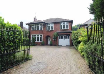 Thumbnail 4 bed detached house to rent in Woodstock Drive, Worsley, Manchester