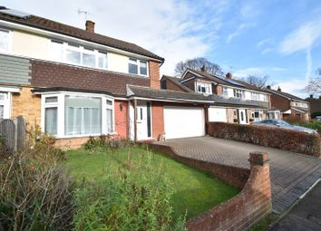 Thumbnail 2 bed semi-detached house for sale in Ridge Way, Edenbridge