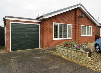 Thumbnail 2 bedroom detached bungalow for sale in Lancaster Drive, Long Sutton, Spalding