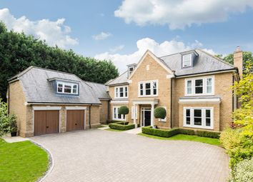 Thumbnail 6 bed detached house for sale in Eyhurst Close, Kingswood