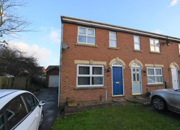 Thumbnail 2 bed end terrace house to rent in Colliers Break, Emersons Green, Bristol