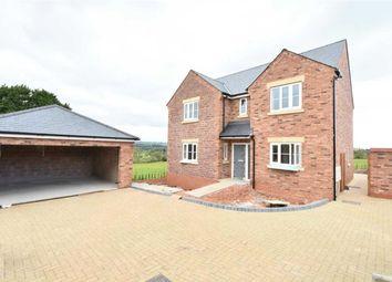 Thumbnail Detached house for sale in Mounton Court, Shirenewton