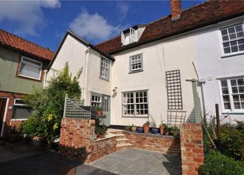 Thumbnail 3 bed terraced house for sale in Johnsons Yard, Church Street, Saffron Walden, Essex
