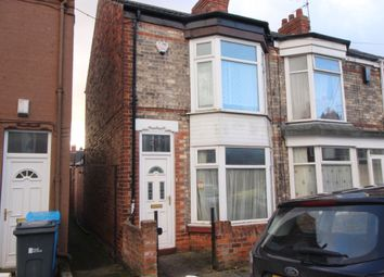 Thumbnail 2 bed terraced house for sale in Manvers Street, Hull