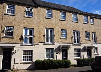 Thumbnail 3 bedroom town house to rent in Harlow Crescent, Milton Keynes