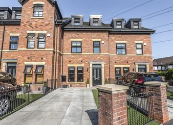 Thumbnail 4 bed terraced house for sale in Stablefold, Worsley, Manchester