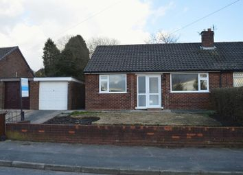 Thumbnail 2 bed semi-detached bungalow to rent in Lyne Edge Road, Dukinfield