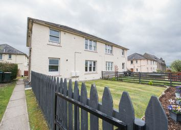 Thumbnail 2 bed flat for sale in Abbey Road, Scone