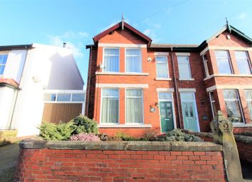 Thumbnail 6 bed semi-detached house for sale in Moorland Road, Poulton-Le-Fylde