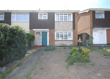 Thumbnail 3 bed end terrace house for sale in Waveney Drive, Chelmsford, Essex