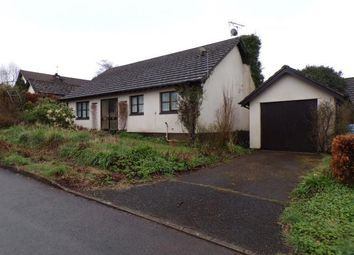 Thumbnail 3 bed bungalow for sale in Gostwyck Close, North Tawton