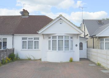 Thumbnail 3 bed semi-detached bungalow to rent in Station Crescent, Ashford