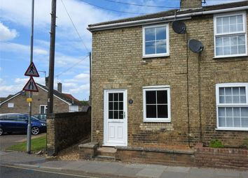 Thumbnail 2 bedroom end terrace house for sale in Priory Road, Downham Market