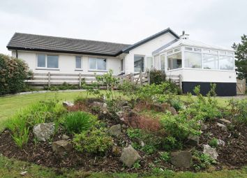 Thumbnail 4 bed detached bungalow for sale in Balmeanach, Struan, Isle Of Skye