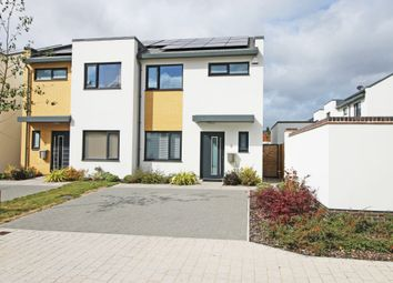 Thumbnail 3 bed semi-detached house for sale in Exeter Road, Topsham, Exeter
