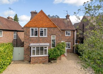 Thumbnail 4 bed detached house for sale in Tilford Road, Farnham