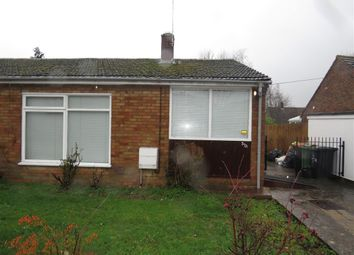 Thumbnail 2 bedroom semi-detached bungalow for sale in Cemetery Road, Houghton Regis, Dunstable